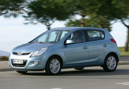 Hyundai i20 2010-2012