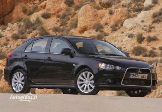 Mitsubishi Lancer 2010-2012