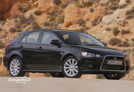 Mitsubishi Lancer 2010-2011