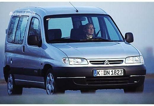Citroen Berlingo 1999-2003
