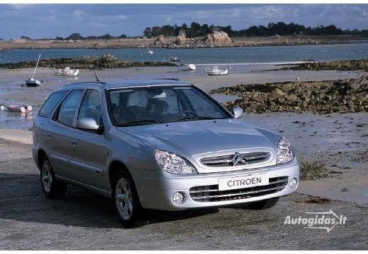 Citroen Xsara 2002-2003