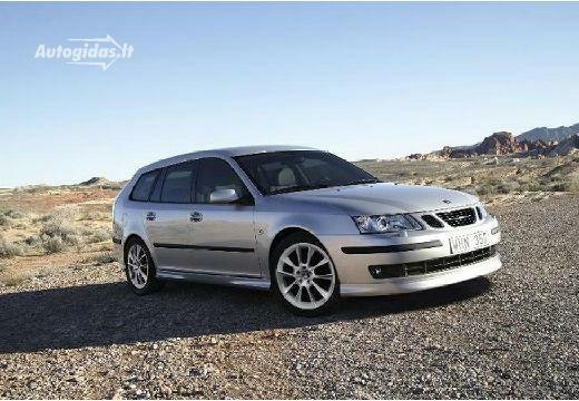 Saab 9-3 2005-2007