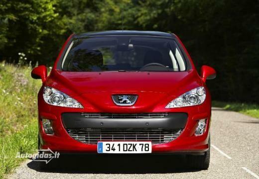 Peugeot 308 2007-2008