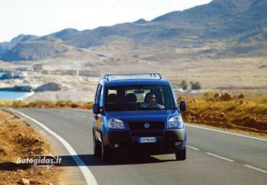 Fiat Doblo 2007-2008