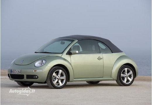Volkswagen New Beetle 2006-2010