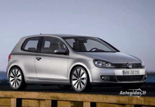 Volkswagen Golf 2008-2010