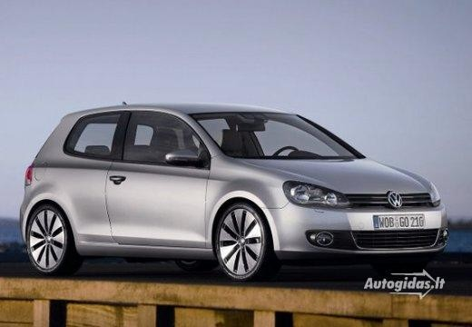 Volkswagen Golf 2008-2012