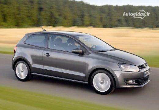 Volkswagen Polo 2009-2014