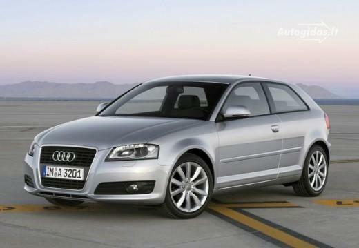 Audi A3 2010-2012