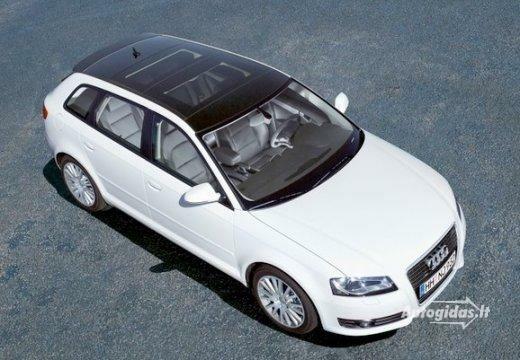 Audi A3 2010-2011