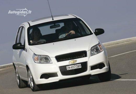 Chevrolet Aveo 2010-2011