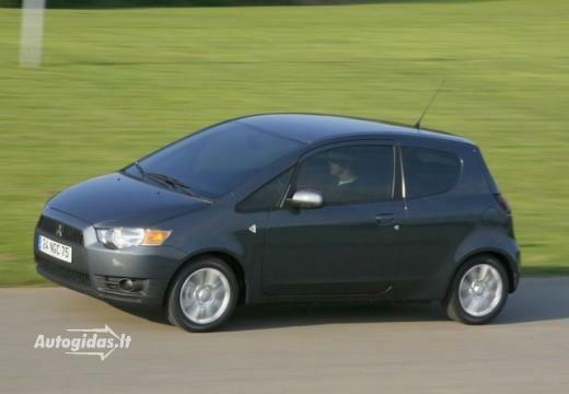 Mitsubishi Colt 2010-2011