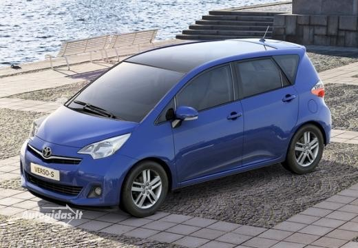 Toyota Verso 2011