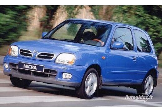 Nissan Micra 2000-2003