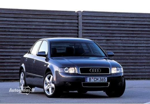 Audi A4 2001-2003