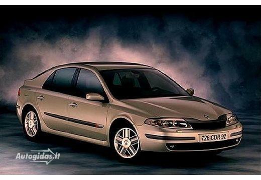 Renault Laguna 2001-2002