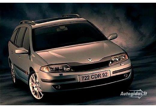 Renault Laguna 2001-2004