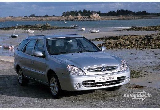 Citroen Xsara 2001-2003