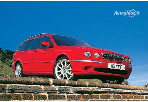 Jaguar X-Type 2004-2005