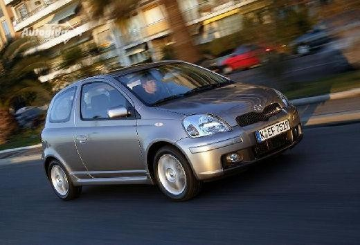 Toyota Yaris 2004-2005