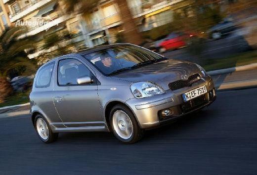 Toyota Yaris 2005-2005