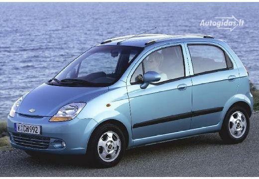 Chevrolet Spark 2005-2007