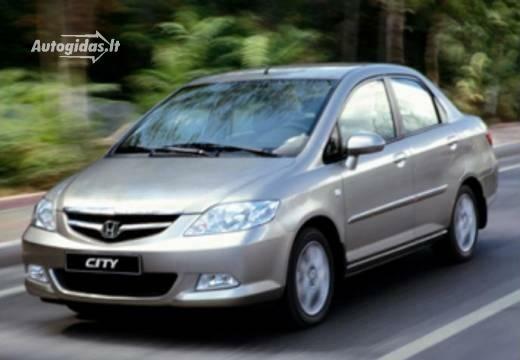 Honda City 2006-2009