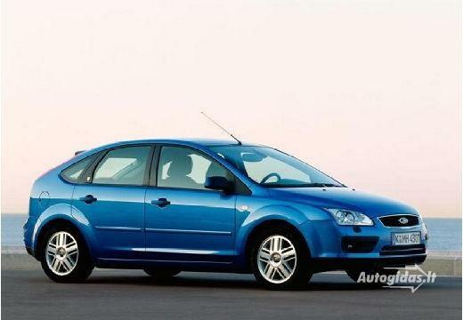 Ford Focus 2006-2007