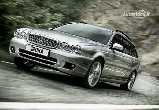 Jaguar X-Type 2008-2010
