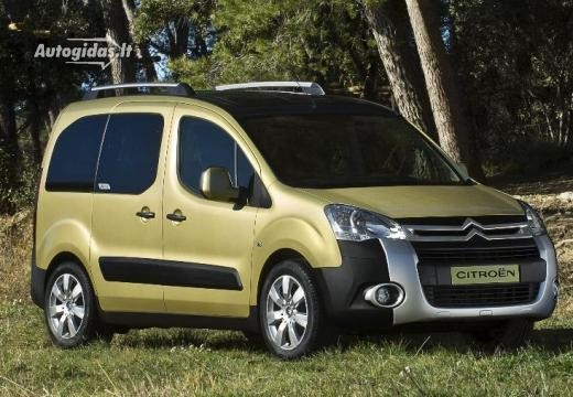 Citroen Berlingo 2008-2010