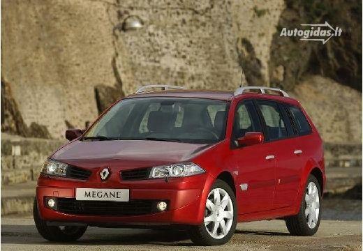 Renault Megane 2008-2009