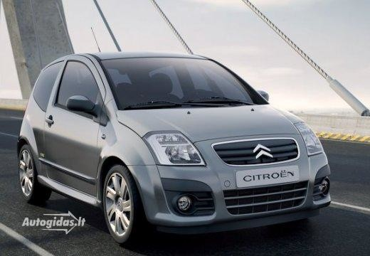 Citroen C2 2008-2010
