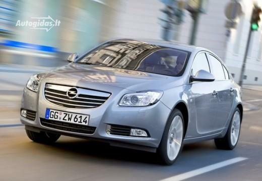 Opel Insignia 2011-2017