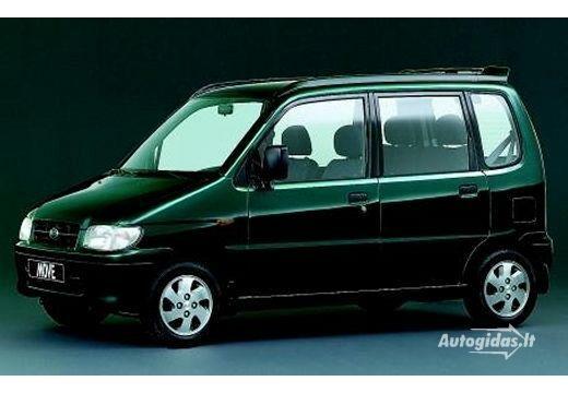 Daihatsu move 1999-2004