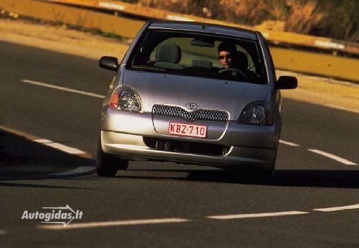 Toyota Yaris 2001-2002