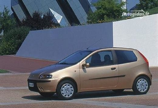 Fiat Punto 2001-2002