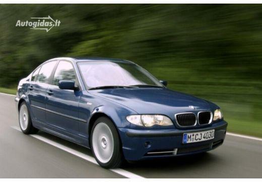 BMW 320 2002-2005