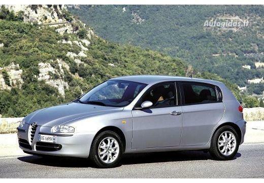 Alfa-Romeo 147 2002-2005