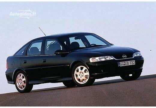 Opel Vectra 2001-2002