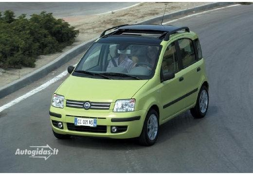 Fiat Panda 2008-2010
