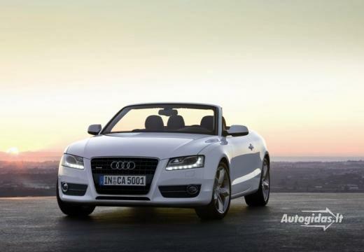 Audi A5 2009-2011