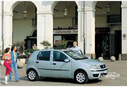 Fiat Punto 2007-2011