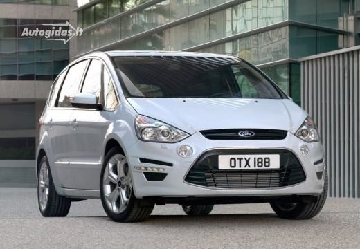Ford S-Max 2010-2011