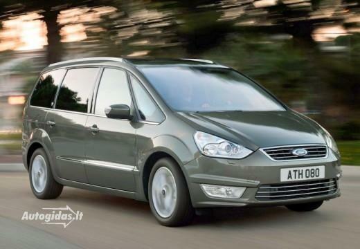 Ford Galaxy 2010-2011