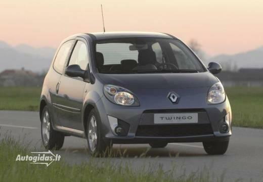 Renault Twingo 2011-2012