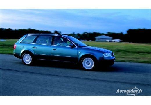 Audi A6 1998-2001