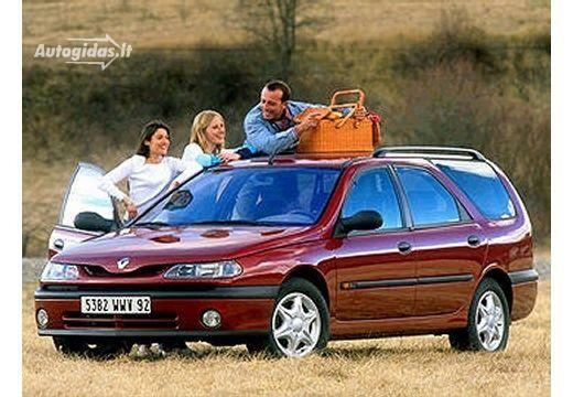 Renault Laguna 1999-2001