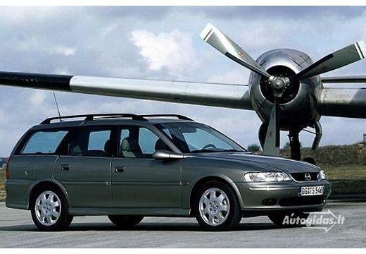 Opel Vectra 2000-2002