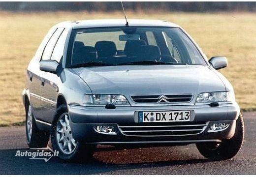 Citroen Xantia 1999-2001