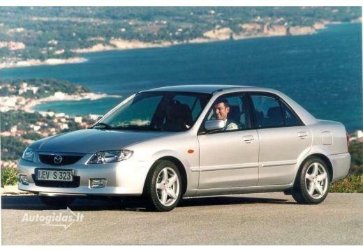 Mazda 323 2000-2003